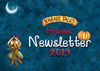 Web Slider – October Newsletter