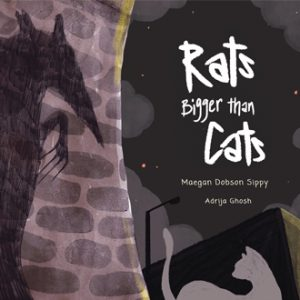 Rats Bigger Than Cats - Picture Book for Children