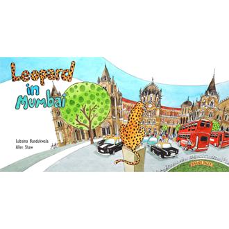 Leopard in mumbai